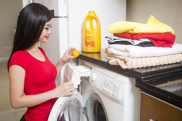 Chế độ vệ sinh máy giặt